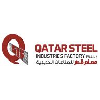 Logo of Qatar Steel Industries Factory