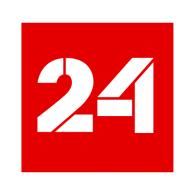 Logo of Rossiya 24
