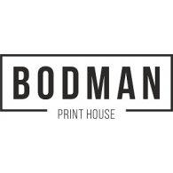 Logo of BODMAN Screen Printing Company