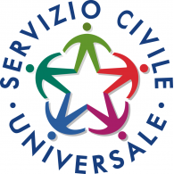 Logo of Servizio Civile Universale - versione B