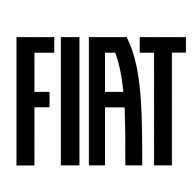 Logo of fiat new logo