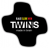 Logo of TWINS race slide win