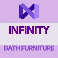 Logo of Infinity Bath Furniture