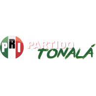 Logo of PRI el partito de Tonala A