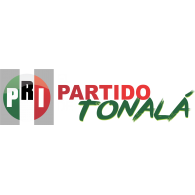 Logo of PRI el partido de Tonala C