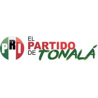Logo of PRI el partido de Tonala B