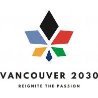 Logo of VANCOUVER 2030 OLYMPIC BID LOGO