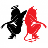 Logo of Angel and Devil