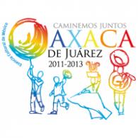 Logo of Caminemos Juntos Oaxaca de Juarez 2011-2013