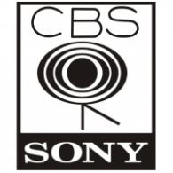 Logo of CBS-SONY logo