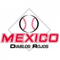 Logo of Diablos Rojos de Mexico