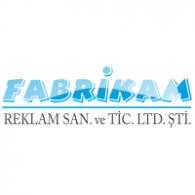 Logo of Fabrikam Reklam