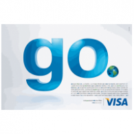 Logo of Visa Go.