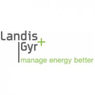 Logo of Landis+Gyr