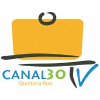 Logo of Canal 30TV Quintana Roo