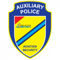 Logo of Malaysia Airports Aviation Security (AVSEC)
