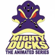 Logo of Mighty Ducks the Animated Series Logo