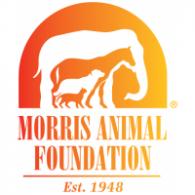 Logo of Morris Animal Foundation