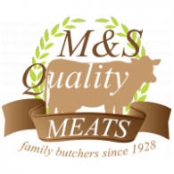 Logo of M&S Quality Meats