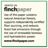 Logo of Finch Paper