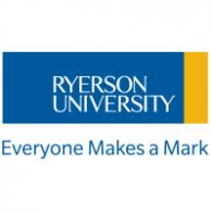 Logo of Ryerson University