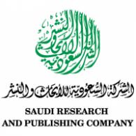 Logo of Saudi Research and Publishing Company