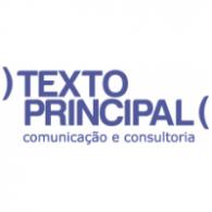 Logo of Texto Principal