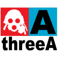 Logo of ThreeA, 3A