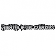 Logo of Justify Your Existence