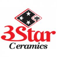 Logo of 3 Star Ceramics