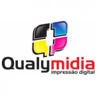 Logo of Qualymidia impressão digital