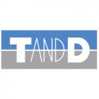 Logo of T and D