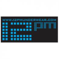 Logo of 12 PM Underwear
