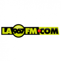 Logo of La 96.7 FM