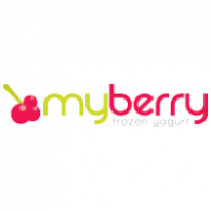 Logo of MyBerry Frozen Yogurt Brasil