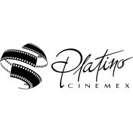 Logo of Cinemex Platino