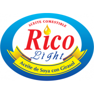 Logo of Aceite Rico Light