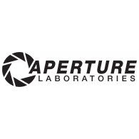 Logo of Aperture Laboratories