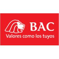 Logo of BAC   Guatemala