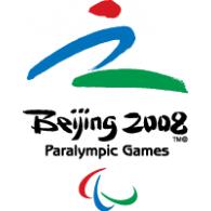 Logo of Beijing 2008