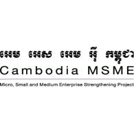 Logo of Cambodia MSME