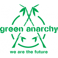 Logo of Green Anarchy