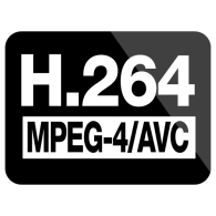 Logo of H.264/MPEG-4 AVC