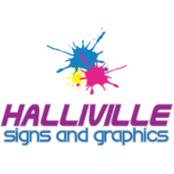 Logo of Halliville Signs