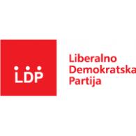Logo of Liberalno Demokratska Partija