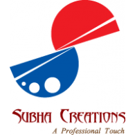 Logo of Subha Creations