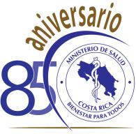 Logo of Ministerio de Salud 85 Aniversario