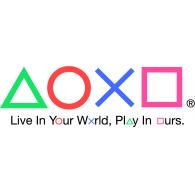 Logo of Sony Playstation