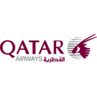 Logo of Qatar Airways