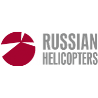 Logo of Russian Helicopters